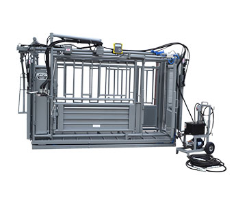 PEARSON LIVESTOCK EQUIPMENT THE RANCHER XL HYDRAULIC CHUTE
