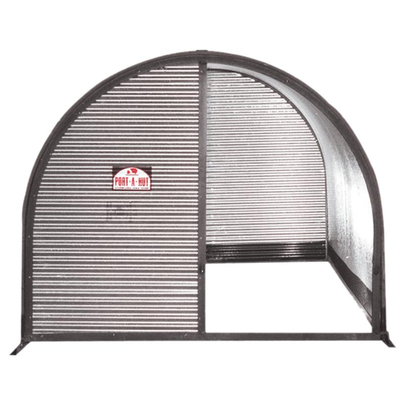 Port-A-Hut 6' x 7' Portable Shelter