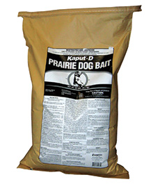 Kaput-D Prairie Dog Bait Bag