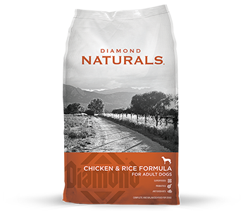 Diamond Naturals Dog Food Chicken And Rice