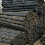 CREOSOTE POSTS