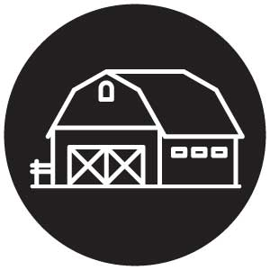 We delivery farm and ranch supplies to your place