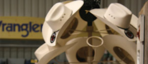 HPCS Cowboy Hats Baseball Caps and Stormy Kromer Caps