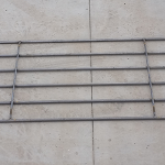 Continuous Fence Panel 6 Rail - 6