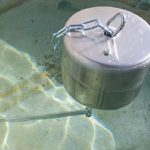 Watson 8 Inch x 8 Inch top Adjustable Float