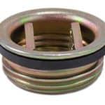 """Hastings 3/4"""" Zinc Plated Plug"""