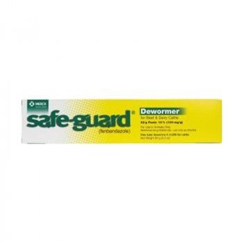 Merck Safeguard 10% Equine Paste Dewormer