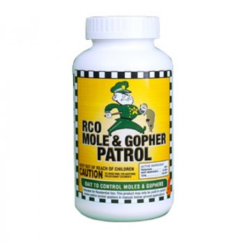 RCO Mole and Gopher Patrol Bait