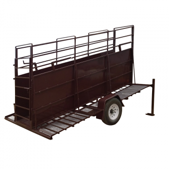 Cow Country Portable Loading Chute