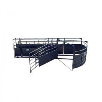 Linn Post & Pipe Portable Tub & Alleyway Standard System