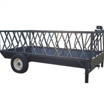 Skid & Wagon Feeders