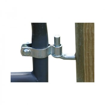 SpeeCo 2 Inch Collared Hinge and 12 Inch J Bolts