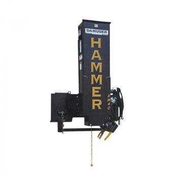 Danuser SM40 Hammer Post Driver