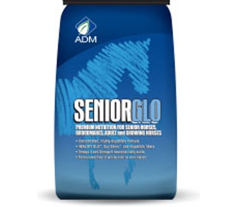 ADM Senior Glo Horse Nutrition