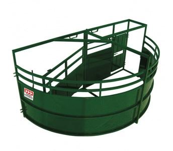 Arrow Farmquip 8′ 1/2 Crowding Tub
