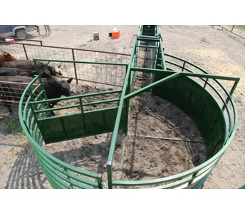 Arrow Farmquip 8′ 3/4 Bud Flow Tub