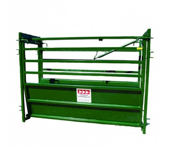 Arrow Farmquip 10′ Adjustable Easy Flow Alley – 4 Sections