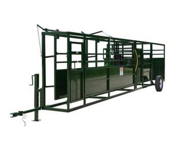 Arrow Farmquip Portable 16′ Alley and Tub