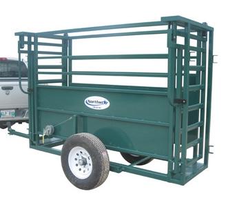 Arrow Farmquip Portable Weigh Crate