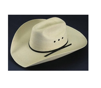 Atwood Hereford Palm Leaf Low Crown Hat