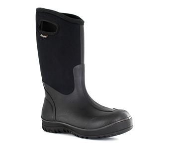 BOGS MEN'S BLACK CLASSIC ULTRA HIGH BOOTS 51377