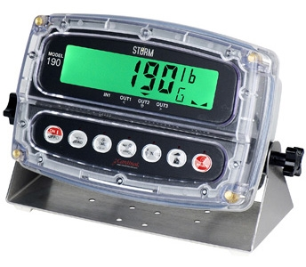 Cardinal Scale MFG 190 Storm Indicator