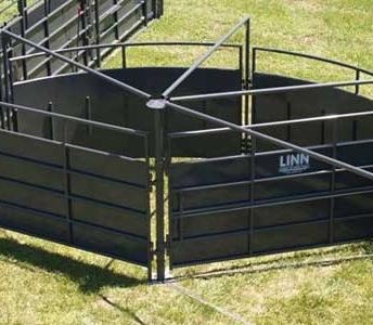 Linn Post & Pipe 10′ 1/4 & 2/3 Crowding Tub