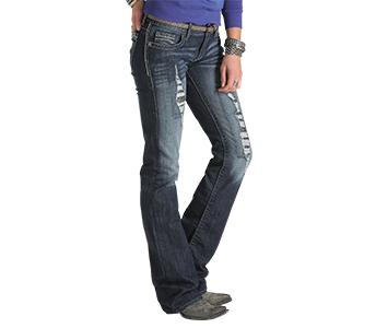 Cruel Girl Blake Low Rise Bootcut Jeans