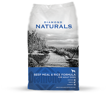 Diamond Naturals Beef Meal & Rice