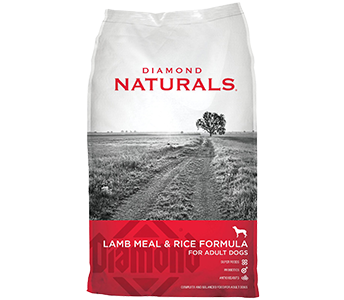 Diamond Naturals Lamb Meal & Rice
