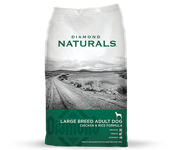 Diamond Naturals Large Breed Adult Chicken & Rice