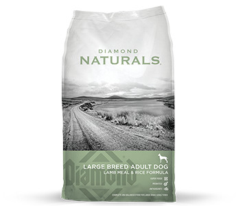 Diamond Naturals Large Breed Adult Lamb Meal & Rice