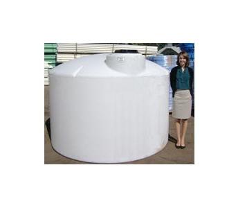 Dillon Company 1550 Gallon Flat Bottom Vertical Storage Tank