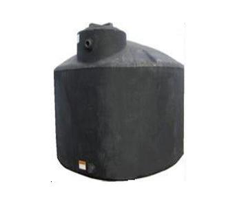 Dillon Company 2500 Gallon Flat Bottom Vertical Storage Tank
