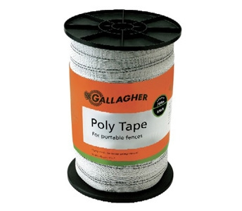 Gallagher Poly Tape