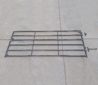 HPCS Continuous Gate 6 Rail | 6 Braces