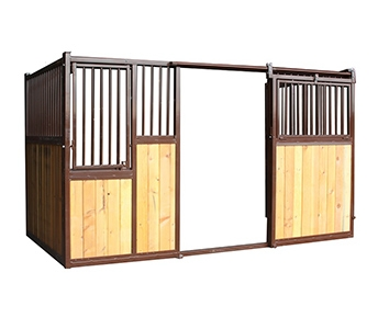 Hutchison Western Traditional Horse Stall