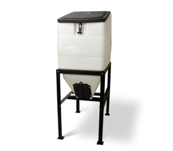 High Country Plastics 270lb Grain Bin