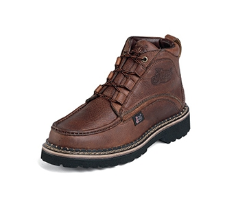 JUSTIN BOOTS MEN'S RUSTIC COWHIDE SPORT CHUKKA 989