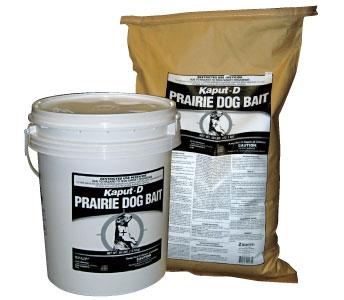 Kaput-D Prairie Dog Bait (RUP)