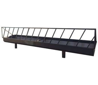 L-H MFG FENCELINE 20′ BUNK FEEDER