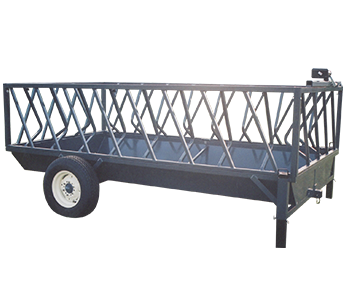 L-H Manufacturing 12′ Wagon Feeder