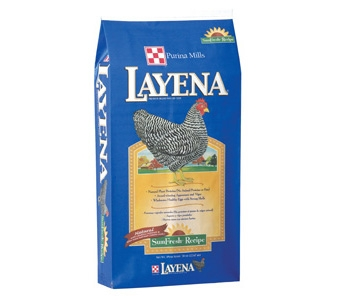 Purina Mills Layena Chicken Feed