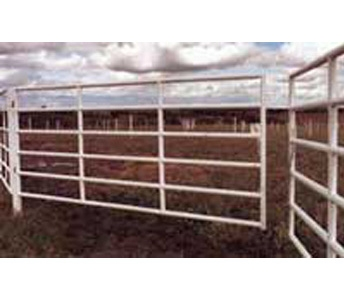 Linn Post & Pipe Heavy Duty Gate