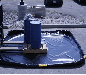 MayCor Flexible Spill Pan