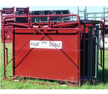 WW Livestock Systems Paul Scale 70SX Livestock Scale