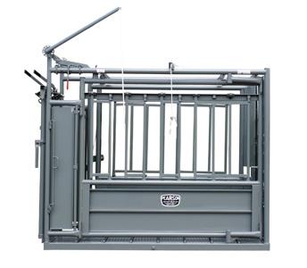 Pearson Livestock Equipment Manual Chute w/Multiple Options