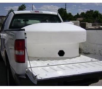Dillon Company 210 Gallon Truck Bed Tank