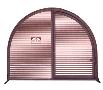 Port-A-Hut 4.5′ x 7.5′ Portable Shelter with Full Front Doors