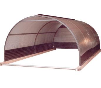 Port-A-Hut 8′ Portable Shelter